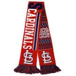 Other - St. Louis Cardinals Ugly Sweater Reversible Scarf